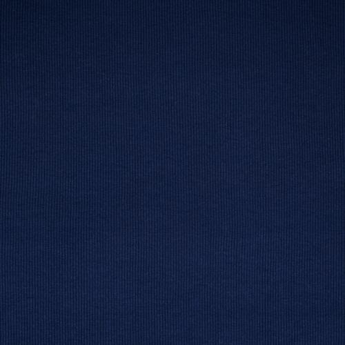 Ткань на отрез кашкорсе 3-х нитка с лайкрой цвет темный индиго фото 2