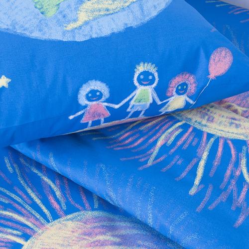 Детское постельное белье из бязи Шуя 1.5 сп 81891 ГОСТ фото 3
