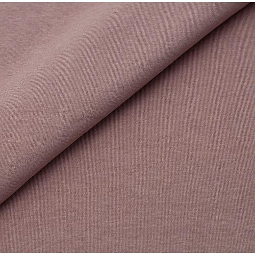Ткань на отрез футер 3-х нитка диагональный цвет сухая роза фото 4