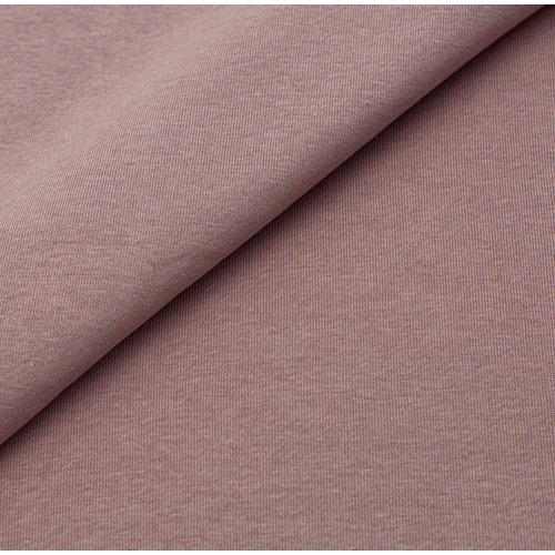 Ткань на отрез футер 3-х нитка диагональный цвет сухая роза фото 2