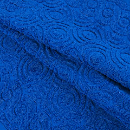 Полотенце-коврик махровое Pecorella ПЦ-103-03083 50/70 см цвет 354 василек фото 2