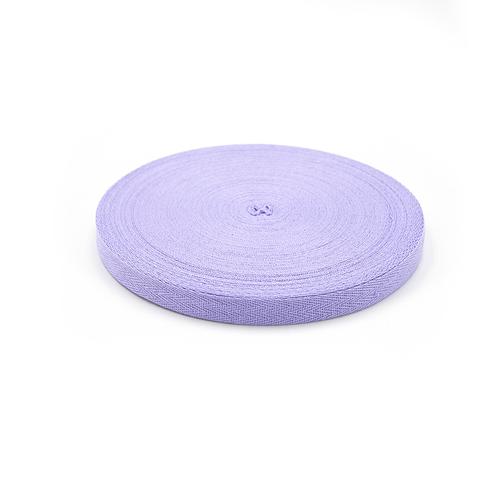 Лента киперная цвет сирень 1,5 см 1 метр фото 1