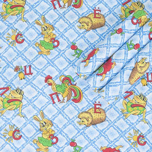 Пеленка бязь c детским рисунком 2 120/73 фото 1