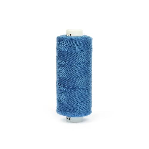 Нитки бытовые IDEAL 40/2 366м 100% п/э, цв.264 синий фото 1