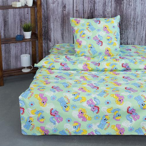 Детское постельное белье из бязи Шуя 1.5 сп 86432 ГОСТ фото 1