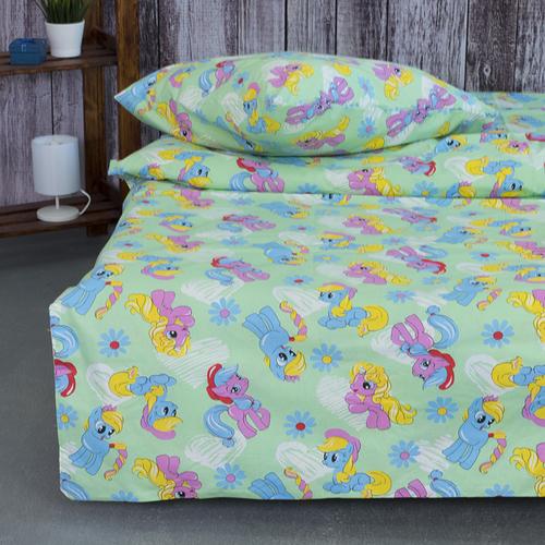 Детское постельное белье из бязи Шуя 1.5 сп 86432 ГОСТ фото 3