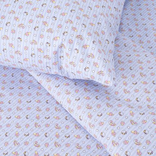 Детское постельное белье из бязи Шуя 1.5 сп 92142 ГОСТ фото 3