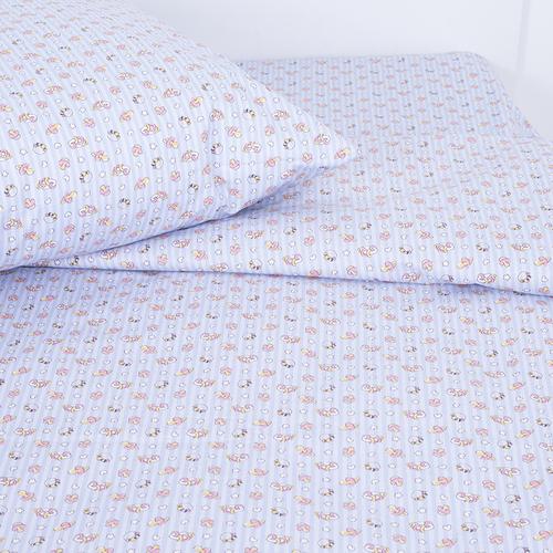 Детское постельное белье из бязи Шуя 1.5 сп 92142 ГОСТ фото 2