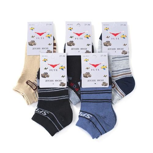 Детские носки Fute 3012, размер 31-34 фото 1