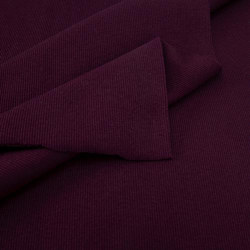 Ткань на отрез кашкорсе с лайкрой цвет темно-бордовый фото 2