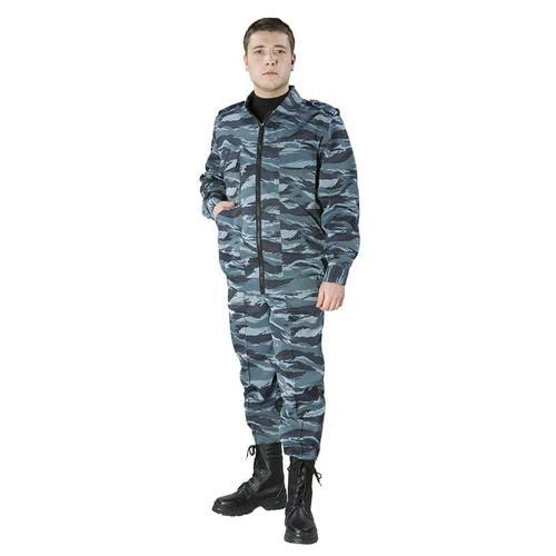Костюм Охранник КМФ цвет синий 56-58 рост 172-176 фото 1