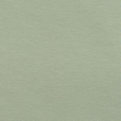 Ткань на отрез кулирка 571-1 цвет фисташковый фото 2