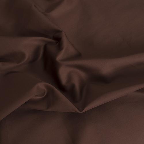 Простыня сатин 141BGS коричневый air jet 1.5 сп фото 2