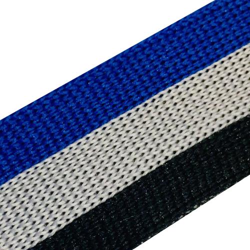 Лампасы №75 черный серый синий 2.5 см 1 метр фото 1