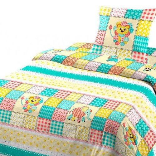 Детское постельное белье из бязи Шуя 1.5 сп 90251 ГОСТ фото 4