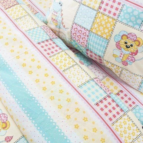 Детское постельное белье из бязи Шуя 1.5 сп 90251 ГОСТ фото 3