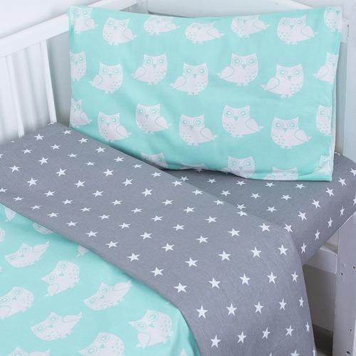 Постельное белье в детскую кроватку 1700/17+1682/16 фото 2