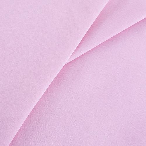 Ткань на отрез бязь гладкокрашеная ГОСТ 150 см цвет розовый фото 1