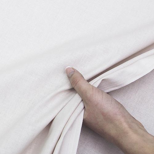 Ткань на отрез бязь ГОСТ Шуя 220 см 11910 цвет светло-серый фото 2