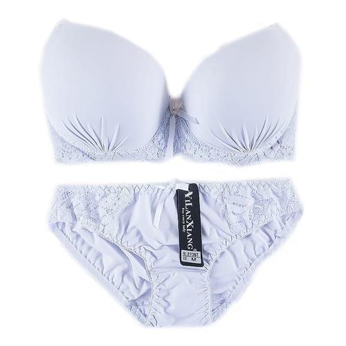 Комплект нижнего женского белья 2738Т белый 38/85XL фото 1