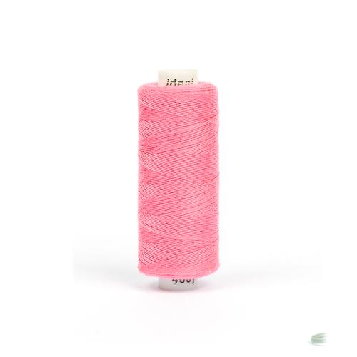 Нитки бытовые IDEAL 40/2 366м 100% п/э, цв.160 розовый фото 1