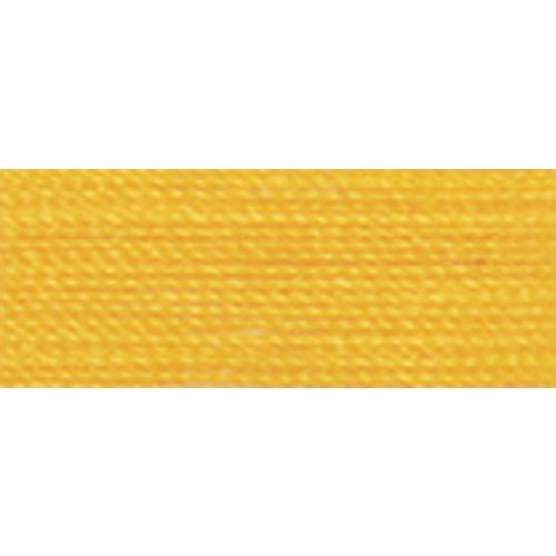 Нитки армированные 45ЛЛ цв.0209 т.желтый 200м, С-Пб фото 1