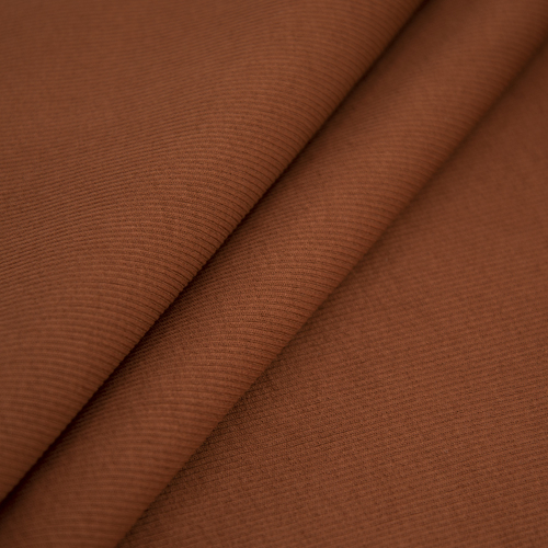 Ткань на отрез кашкорсе 3-х нитка с лайкрой цвет карамель фото 1
