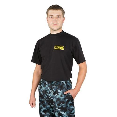 Мужская футболка Охрана 58/170-176 фото 1