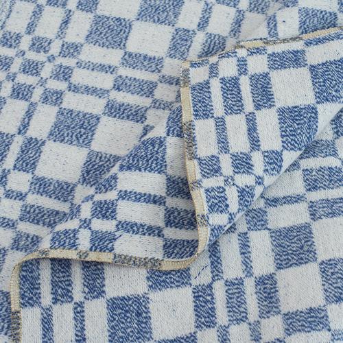 Одеяло байковое детское 100/140 цвет синий фото 2