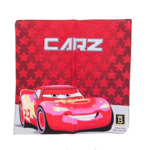 Платки носовые детские 28х28 Carz (10 шт) фото 1