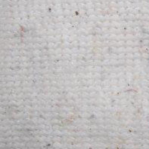 Маломеры полотно холстопрошивное обычное белое 75/55 см фото 1
