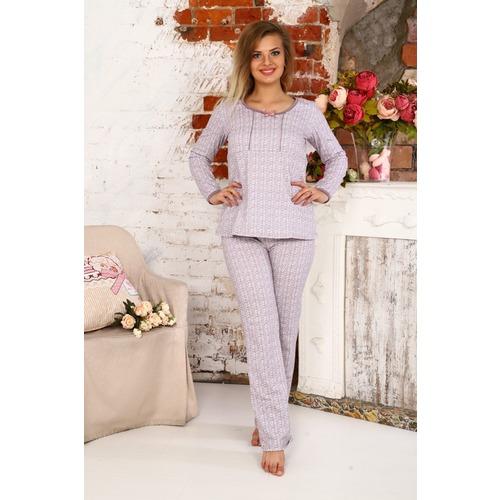 Пижама Пурпурная Э42 р 50 фото 1