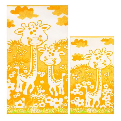 Полотенце махровое Giraffa ПЦ-2602-1824 50/90 см фото 1