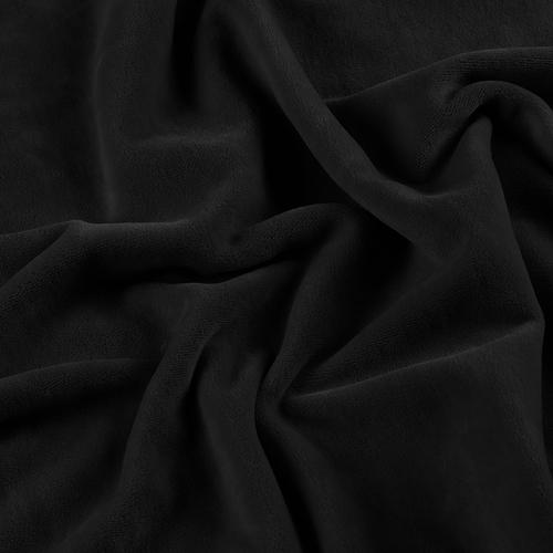 Мерный лоскут велюр цвет EGR0433880 черный 1.9 м фото 1