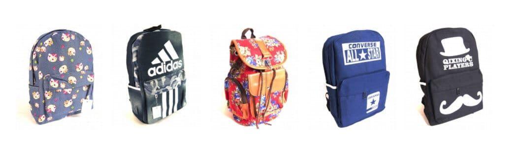 """Школьные рюкзаки от компании """"Вселенная Текстиля"""""""